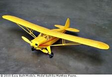 Piper Super Cruiser Easy Built #LC03 Balsa Wood Model Airplane Kit Rubber Power