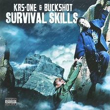 Survival Skills 2009 by KRS-One . EXLIBRARY