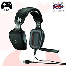 Logitech g35 Gaming Headset Wireless 7.1 Surround Sound PC ps4 XBOX 981-000549