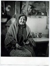 Photo Henri Guerard - Bidonville de Marseille - Tirage argentique d'époque 1955
