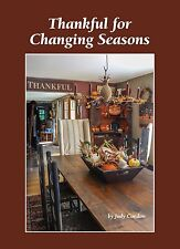 Judy Condon FALL BOOK! Thankful for Changing Seasons NR