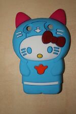 BLACKBERRY 9320 9220 CUTE 3D novelty KITTY CAT SILICONE CASE
