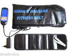 TRION MAGIC CEINTURE MASSAGE & SAUNA Dispositif de musculation abdominale Basket