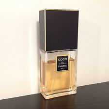~  100% AUTHENTIC! Chanel COCO EdT Eau de Toilette ~ 75% of 100 ml / 3.4 fl oz ~