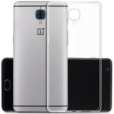 Clear Crystal TPU Gel Case Cover Back Skin Protector For Oneplus 3/Oneplus Three