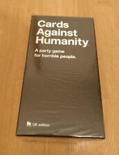 Cards Against Humanity UK Edition Board Party Card Game Dark Humour New Sealed