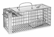 STV HEAVY DUTY RAT & SQUIRREL CAGE TRAP LIVE CATCH HUMANE NO POISON GALVANISED