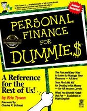 Personal Finance for Dummies, Eric Tyson MBA, Good Book