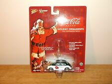 Johnny Lightning-Coca Cola-VW Bug-Volkswagen Beetle-2004 Holiday Ornament-1:64