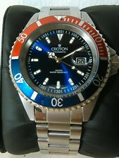 Orologio Submariner croton Pepsi Mm 40 W.r. 20 Atm 2115  Watch 90%new
