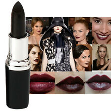 Women Sexy Black Waterproof Long Lasting Lipstick Lip Stick Vampire style