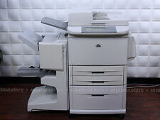 HP LaserJet M9050 MFP Laser Printer Copier Scanner iFax Email ~  9050 M9040 9040