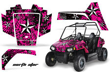 AMR Racing Polaris RZR 170 Decal Graphic Kit UTV Accessories All Years NSTAR PNK