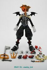 SQUARE ENIX Play Arts Kai Kingdom Hearts 2: Sora Halloween Town Figure NO BOX