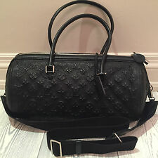 LOUIS VUITTON Neo Papillon GM Monogram Revelation in Black Leather