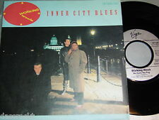 "7"" - Inner City Blues/working week & no cure no pay-MINT 1985 # 0198"