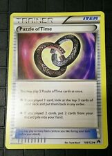4 X Pokemon TCG Puzzle of Time 109/122 Breakpoint Near Mint!