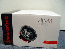 Speakercraft Aim8 Three Series 2 In Ceiling Aimable Home Theater Speaker New