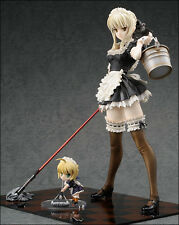 Saber Maid Gothic Fate Stay Night Ataraxia 1/6 Unpainted Figure Model Resin Kit