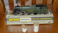 RARE WRENN OO GAUGE W2245 2.6-4 S.R. GREEN TANK -BOXED-