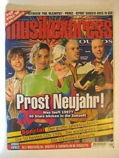 MUSIK EXPRESS SOUNDS 1997 # 1 - NENEH CHERRY SNOOP DOGGY DOGG PAUL McCARTNEY