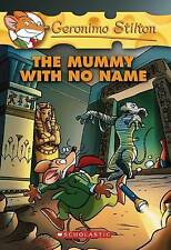 The Mummy With No Name Book #26 by Geronimo Stilton (Paperback 2006) NEW