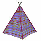 Children's Teepee Pink Candy Play Tent Cubby House TIpi Avalan Kids Toy Toddler