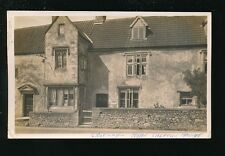 Somerset CROSCOMBE The Manor House Aerated Water Co used c1930s RP PPC