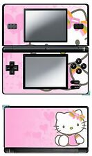 SKIN DECAL STICKER DECO FOR NINTENDO DS LITE REF 3 KITTY