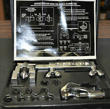 Mastercool 70092  45 Degree Flaring, Double Flaring & Cutting Tool Set