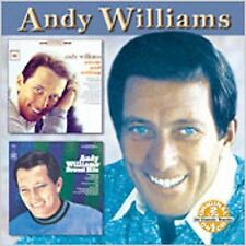 ANDY WILLIAMS Warm & Willing / Newest Hits CD Collectables 2002 Columbia 1962