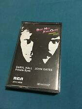 Hall & Oates Cassette Tape Private Eyes