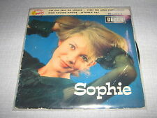 SOPHIE EP FRANCE N'OUBLIE PAS PAUL ANKA