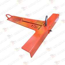 LINQ Tetha T-Bar Temporary Metal Roof Anchor Point Tether Plate | AUTH. DEALER
