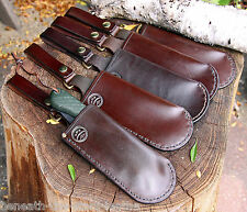 HANDMADE LEATHER SHEATH + DANGLER FOR BAHCO LAPLANDER AND VARIOUS SILKY SAWS