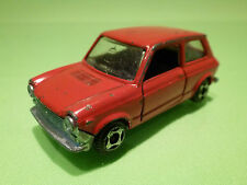 POLISTIL  1:43  AUTOBIANCHI A 112 - LANCIA   - RARE SELTEN - IN GOOD  CONDITION