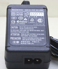 Genuine Original SONY AC-L200 AC-L200B AC-L200D AC-L200C AC Adapter Charger
