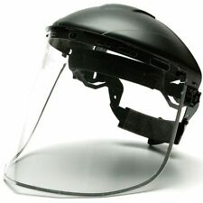 Face Shield with/Ratchet Suspension 23245