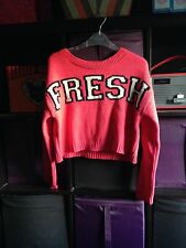 Pink 'fresh' Cropped Top 8