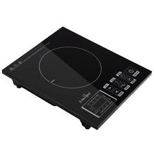 2000W Portable Induction Touch Digital Electric Single Hot Plate Cooktop Stove