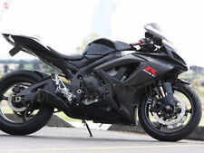 Matte Black Injection Fairing Complete Kit for Suzuki GSXR 600 750 2008-2010 09