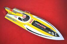 """54"""" Gas Power G30H RC Racing Speed Boat Toy KIT Bare Hull Only Monohull W/O ESC"""