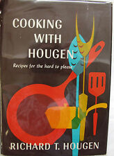 Cook Book Recipes Cooking With Richard Hougen Signed Boone Tavern Berea KY 1960