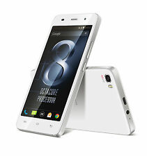 "Lava Iris X8 (white),2GB RAM,16GB ROM,5"" Screen, 1.4GHz, Octacore processor"