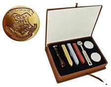 New Vintage Harry Potter Hogwarts School Badge Wax Seal Stamp Sticks Melting