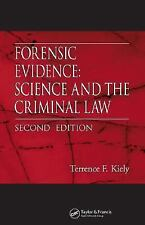 Forensic Evidence: Science and the Criminal Law, Second Edition-ExLibrary