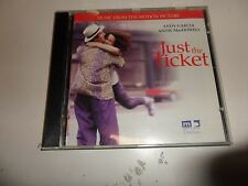 Cd  Just the Ticket von Various (1999) - Soundtrack