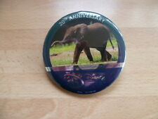 DISNEY 20th Anniversary Conservation Fund  Badge