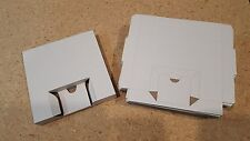 10 New Gameboy ADVANCED Cardboard Insert Trays: Complete your GBA CIBs