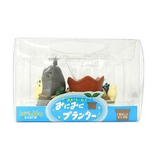 Studio Ghibli Mini Mini PLANTER My Neighbor Totoro Sanbariki FIGURE JAPAN